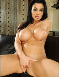 Amazing breasts how sweet the site! Oh yes. Aletta Ocean. Once small then large then very large. If you love totally awesome fake tits, ones that look like true fantasy, Aletta's are meant for you. Can you imagine being with Aletta or any girl with breasts like this and she's wearing a little bikini? From the side the entire breast would show. From the front the entire breast would show. Ah if I ever get the chance to shoot this fine babe I will shoot her in the skimpiest bikini I can find her. It's time for your Aletta fix. Gaze upon this ultra premium babe and think whatever carnal action with her you can possibly imagine. It's so easy to do.