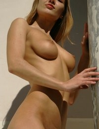 Angela portico stunning blond woman body